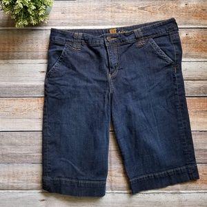 Kut From The Kloth | Bermuda Jean Shorts Size 16